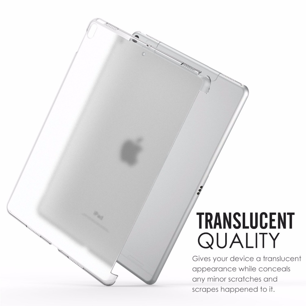 Crystal Case for 2017 Apple iPad Pro 10.5 Inch Clear Soft Gel TPU Silicone Cover for iPad Pro 10.5 Case Protective Shell Cover floveme 7 9 mini4 transparant slim thin cover for apple ipad mini 4 case soft silicone gel crystal clear back funda cases