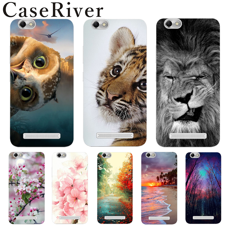CaseRiver For Lenovo Vibe C Silicone Cover Case For Lenovo A2020 A2020a40 DS A 2020 Soft Phone Cover for Lenovo Vibe C A2020