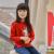 Ykyy yakuyiyi nuevas muchachas sudadera pullover tops de manga larga de impresión dulce de la historieta del bebé niños camiseta girls clothing