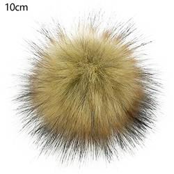 2018 новая тенденция имитация Скорпион имитация Fox волосы мяч Модные экологически чистых искусственных волос мяч популярность