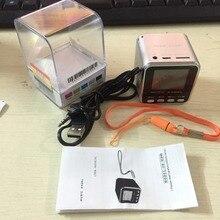 Nueva Moda Ángel de la Música Mini Altavoz radio FM JH-MD08 Boombox para el Ordenador del ipad y el Teléfono Móvil soporte de descarga