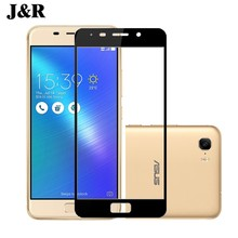 For Asus zenfone 3s max (zc521tl) 3gb 64gb Screen Protector Flim Glass For Asus ZC521tl 3 S Max Protective Glass(China)