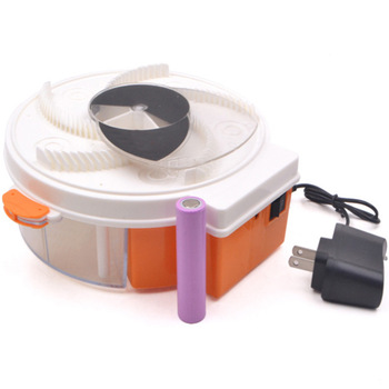Efficie Electric Fly Trap Device With Trapping Food Pest Control Electric Anti Fly Killer Trap Pest Catcher Bug Insect Repellent electric flycatcher automatic fly trap device with trapping food fly catcher trapper pest insect flytrap usb type fly trap bait