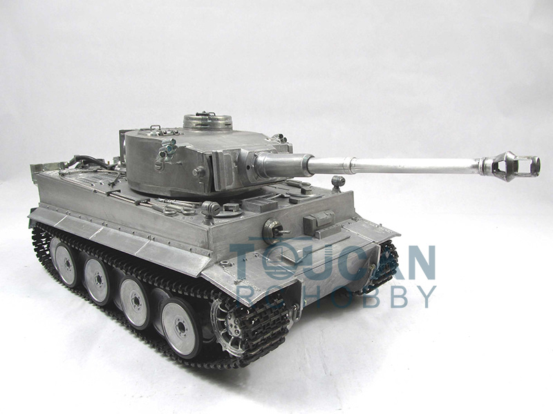 100% Metal Mato 1/16 Tiger I RC RTR Tank Model Infrared Version Metal Color 1220 mato 100
