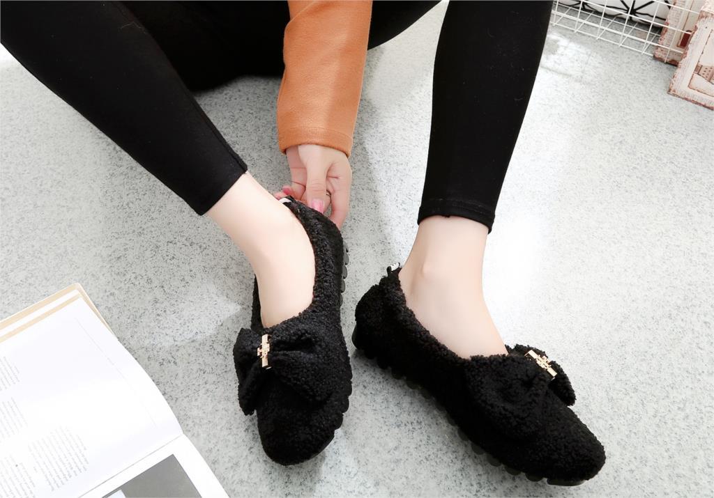 Femmes Chaussures 008g Pour 008h Corail Adulte Doux Les Fond Glissement Surface Mocassins Velours Ballet Douce 008r Sur Enceintes Plats De Uwt5E