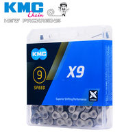 KMC x8 x9 x10 x10sl x9sl x11sl bicycle chain 9 10 11 s gold mountain road bike and sramn 7 8 9 10 11 / 116l