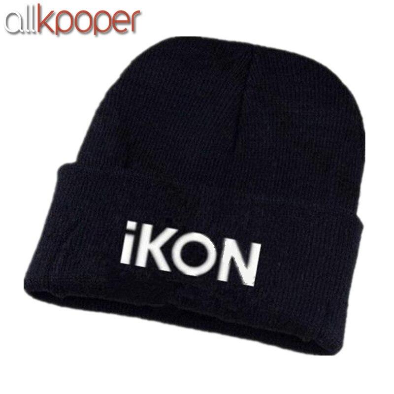 US $3 47 13% OFF|ALLKPOPER Kpop BAP BTS Seventeen VIXX Beanie Hat Knit Cap  AOA Bigbang GOT7 Twice Block B-in Skullies & Beanies from Apparel