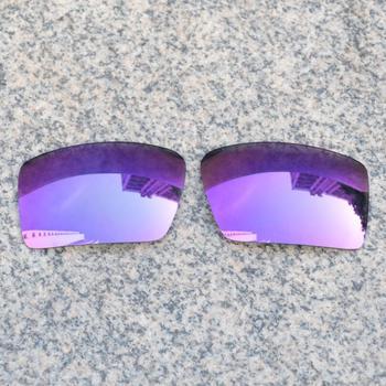 Hurtownia E O S spolaryzowane wzmocnione wymienne soczewki do okularów Oakley Eyepatch 2-fioletowe fioletowe lustro spolaryzowane tanie i dobre opinie Eye Opening Stuff Poliwęglan Okulary akcesoria Fit for Oakley Eyepatch 2 Frame UV400 One size inches As your choice Reduces glare and impact resistant