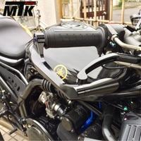 7/8 22mm Motorbike proguard system brake clutch levers protect for Kawasaki VERSYS 650 1000 2015 2016 LBR Z1000SX 2007 2017
