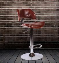 High-end fashion solid wood chair. The bar chair. High chairs..