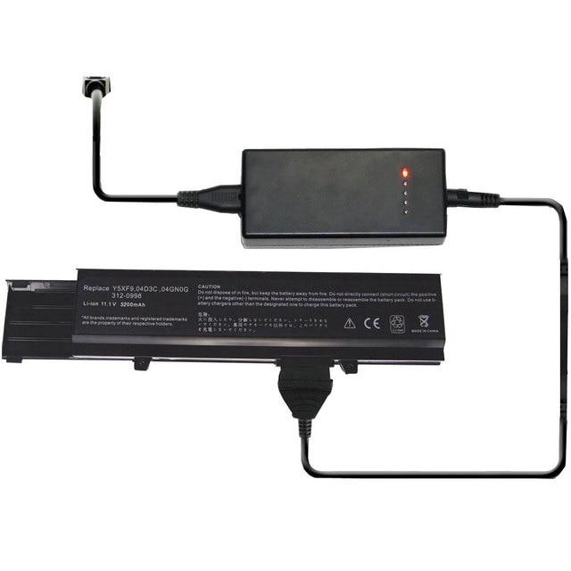 External Laptop Battery Charger for Dell Latitude 14 3000 7000 15 3000  Latitude 3440 3540 E3440 E3540 Vostro 2421 2521