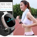 E08 Bluetooth 4.0 Smartband Heart Rate Swimming Monitor  Waterproof Fitness Tracker Anti-lost for IOS Android Smart Wristband