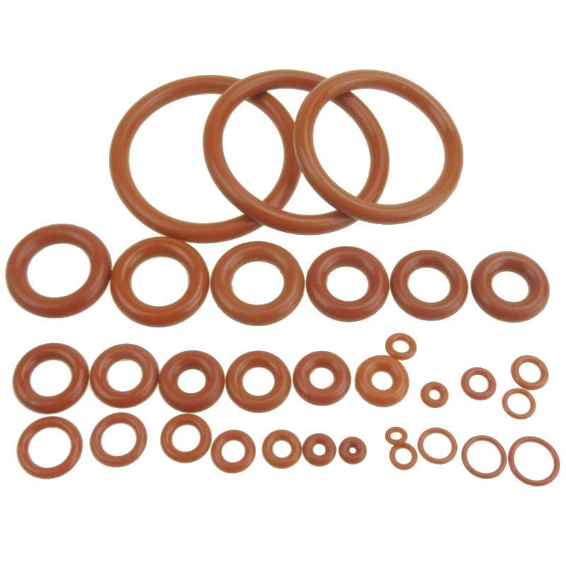 O-Rings Nitrile Rubber 53mm x 60mm x 3.5mm Seal Rings Sealing Gasket 5pcs