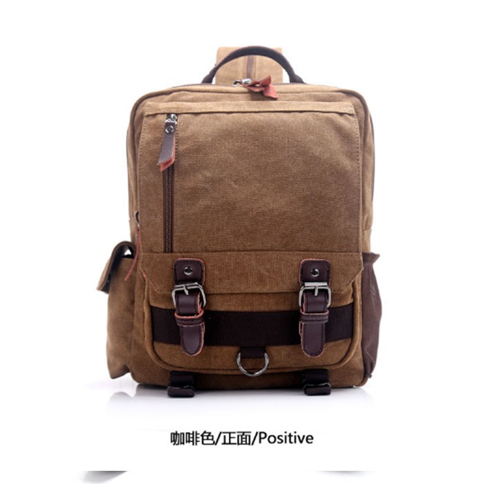 New Men Male canvas Multifunction Backpack College Student School Backpack Bags for Teenagers Laptop Backpacks for Adults black стоимость