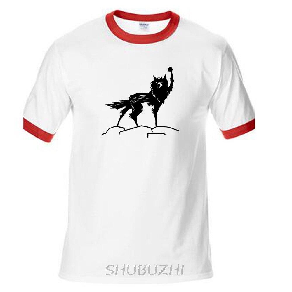 Fantastic Mr. Fox T Shirt Video Game Fox T-shirts Animal Tops Tees raglan Sleeve Funny T Shirts Clothing ringer Tee