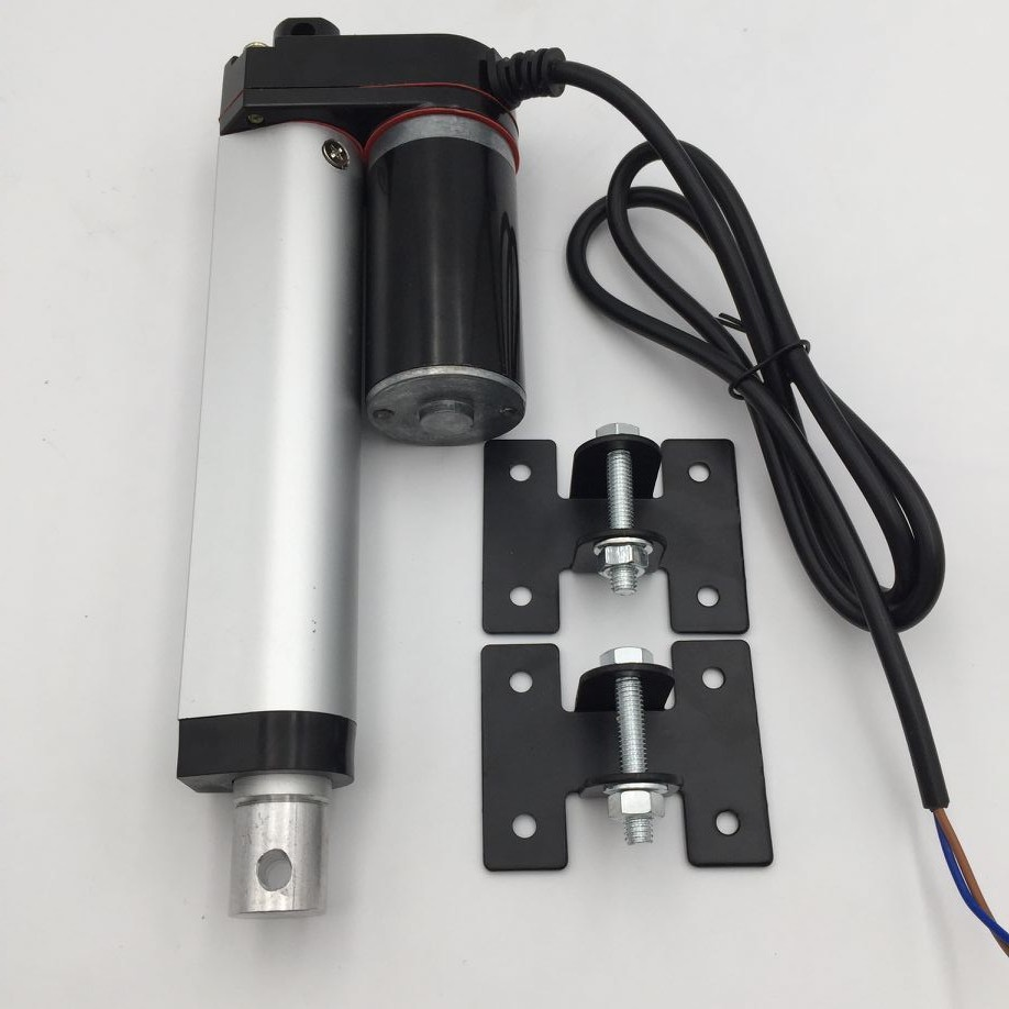 4'' Stroke Heavy Duty Linear Actuator 12v 100mm 10mm/s 980N 220LBS Max Load Electric Linear Actuator Motor for TV Lift цены онлайн