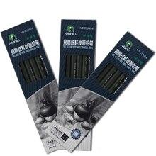 Maries легко нарезать бумажные Угольные карандаши Мягкий Уголь нейтральный уголь экологическая углеродная ручка