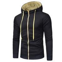 Men S Hoodies 2017 New Fashion Brand Hoodie Hot Sale Plaid Jacquard Hoodies Men Fashion Tracksuit