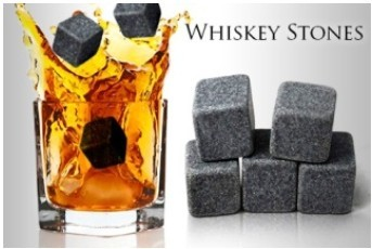 Whisky stones customized order