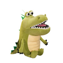 1pc 30/50/80cm Simulation Crocodile Plush Toys Stuffed Soft Animals Cushion Pillow Doll Home Decoration Gift for Children