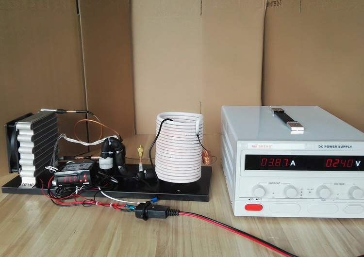 Water Cooling Units : Purswave st w dc mini refrigeration system v tiny