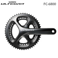Shimano Ultegra 6800 FC 6800 50 34T 53 39T 52 36T 46 36T 11 Speed 165mm/170mm/172.5mm/175mm Crankset Road Bike Crank with BBR60