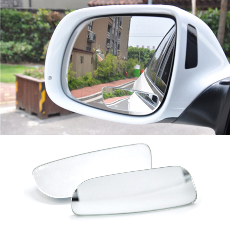 Car Side 360 Wide Angle Rearview Mirror For BMW E46 E39 E60 E90 E36 F30 E30 E34 F10 X5 E53 F20 M X1 X3 E92 1 Series E38 E91 X6