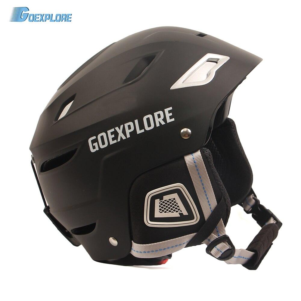 Winter Snow Sports Ski Helmet Adult Women Men Outdoor Skating Skateboard Helmet