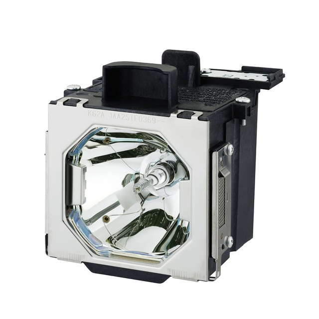 Free shipping ! ET-LAE12 Compatible bare lamp with housing for PANASONIC PT-EX12K/PT-EX12KE/PT-EX12KU free shipping compatible projector lamp for panasonic pt dw6300els dual