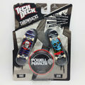 Brand New 1pc double board 96mm Fingerboard Powell Peralta Tech Decks throwbacks Skateboard Original package boys toy