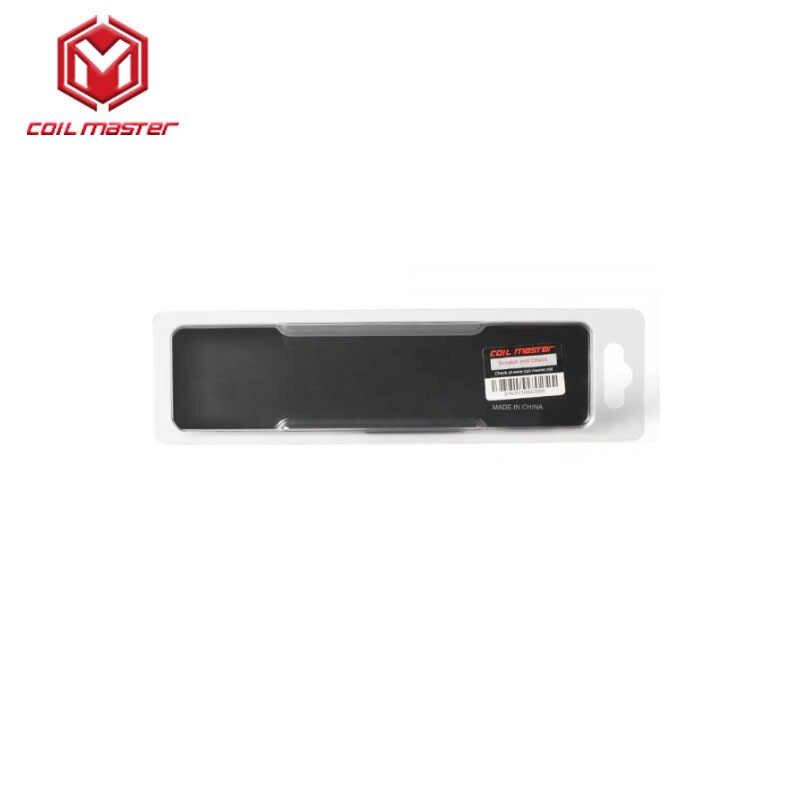 Электронный катушки для сигарет мастер T3 локоть-пинцет Нержавеющаясталь восстановить вейпер CoilMaster 510 нитки RDTA RDA RTA