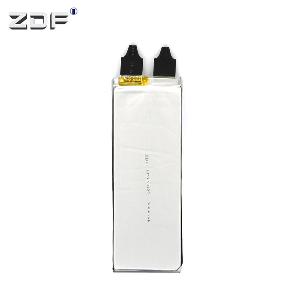 ZDF <font><b>Lipo</b></font> <font><b>Battery</b></font> Cell 9050135 3.7V <font><b>5000mah</b></font> 6000mah 7200MAH 70C For DIY 2S 3S <font><b>4S</b></font> 6S RC Plane Heliopter Airplane Quadcopter image