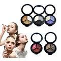 3 Mezcla de Colores de Sombra de Ojos Paleta de Sombra de ojos Glitter Luminoso Brillo Professionaln Natural Maquillaje Sombras de Ojos Maquiagem
