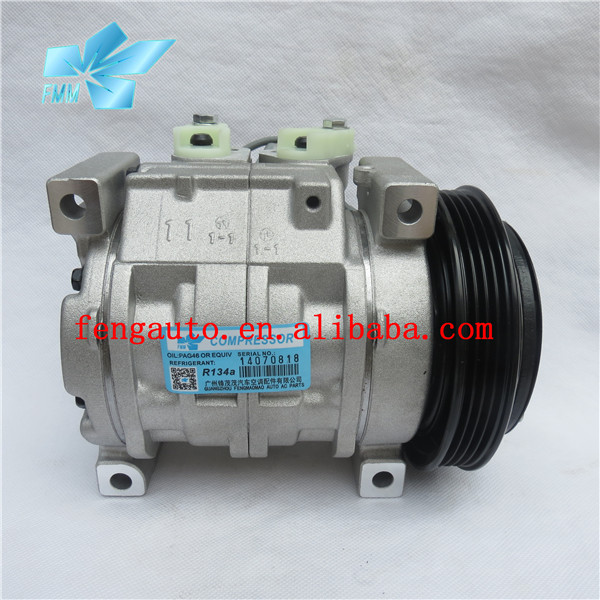 Car Air Conditioning 10s11c Ac Compressor Pulley Pv4 For