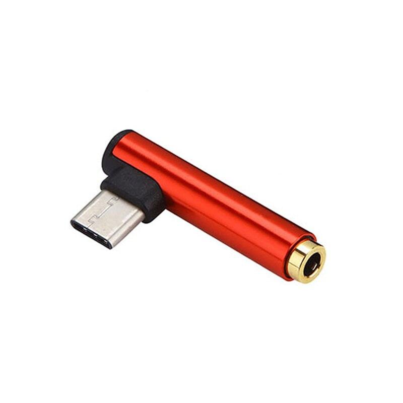 Sanft Usb 3.1 Typ C Zu 3,5mm Kopfhörer Jack Adapter Für Xiaomi 6 Note3 Huawei Mate 10 Z10 Gdeals Angenehm Im Nachgeschmack Digital Kabel
