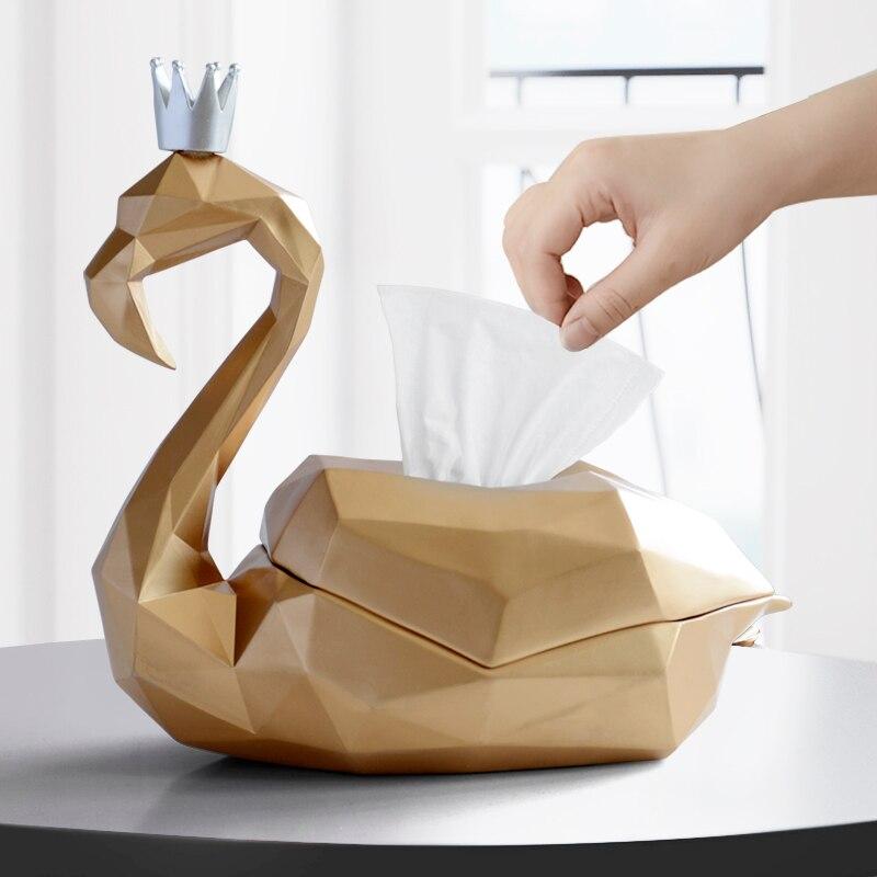 Dedicated Flamingo Papieren Handdoek Doos Creatieve Woonkamer Thee Servet En Papier Doos Praktische Restaurant Ontvangen Doos Redelijke Prijs