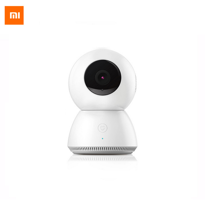 Original Xiaomi Mijia Smart Night Vision Webcam IP Camcorder 360 Angle WIFI Wireless 1080P Magic Zoom 4