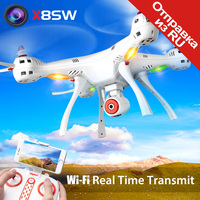 SYMA authentic X8SW quadcopter HD camera FPV wifi real time drone comes with upgrated 7.4V battery X8SC (HD camera, no wifi)