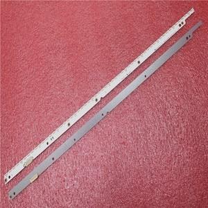 Image 3 - New kit 2 PCS 56LED 500mm LED Backlight strip For Samsung UA40ES6100J UE40ES5500 2012SVS40 7032NNB RIGHT56 LEFT56 2D panel