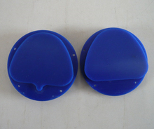 89x17x14mm Amann Girrbach Dental CAD CAM Milling Wax Blue Color,dental lab material