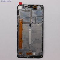 Highbirdfly For Lenovo S60 S60 A S60A S60W S60T Lcd Screen Display With Touch Glass DIgitizer
