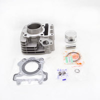 High Quality Motorcycle Cylinder Kit For Yamaha I8 JYM110 2 JYM 110 110cc Engine Spare Parts
