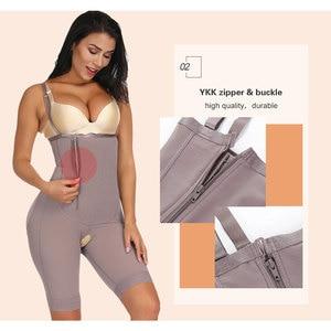 Image 3 - Lover Beauty Body Shaper Fajas Slimming Waist shaper Modeling Belt Thigh Reducer Tummy Control butt lifter Push Up Shapewear