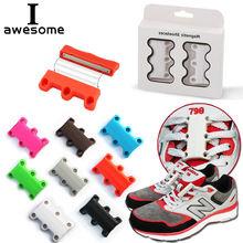 Магнитные шнурки для кроссовок 2 размера 8 цветов
