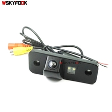wireless wire Car Rear View Backup Camera parking camera for HYUNDAI SANTA FE Santafe Sony CCD parking assistance night vision