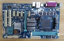 100% первоначально материнская плата для gigabyte ga-780t-d3l ddr3 socket am3 + gigabit ethernet бесплатная доставка