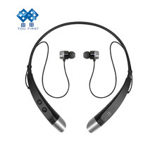 YOU FIRST Sport Wireless Earphone Neckband Bluetooth Stereo Handsfree Earphone Ear Phones With Mic For iPhone 5 6 S 7