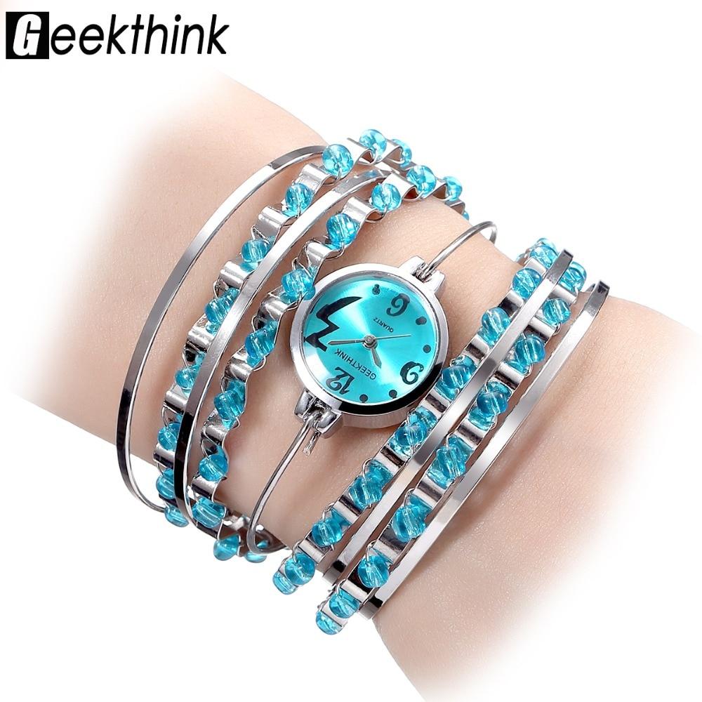 Geekthink Brand New Bracelet Watch Women Ladies Casual. Igi Diamond. Diamond Cut Bands. Felt Bracelet. Homecoming Rings. Hexagon Pendant. Infinity Pendant. Champagne Rings. Necklace Design Beads