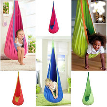 Cushion Hammock Swing-Chair Furniture Hanging-Seat Garden Outdoor Inflatable Child Patio