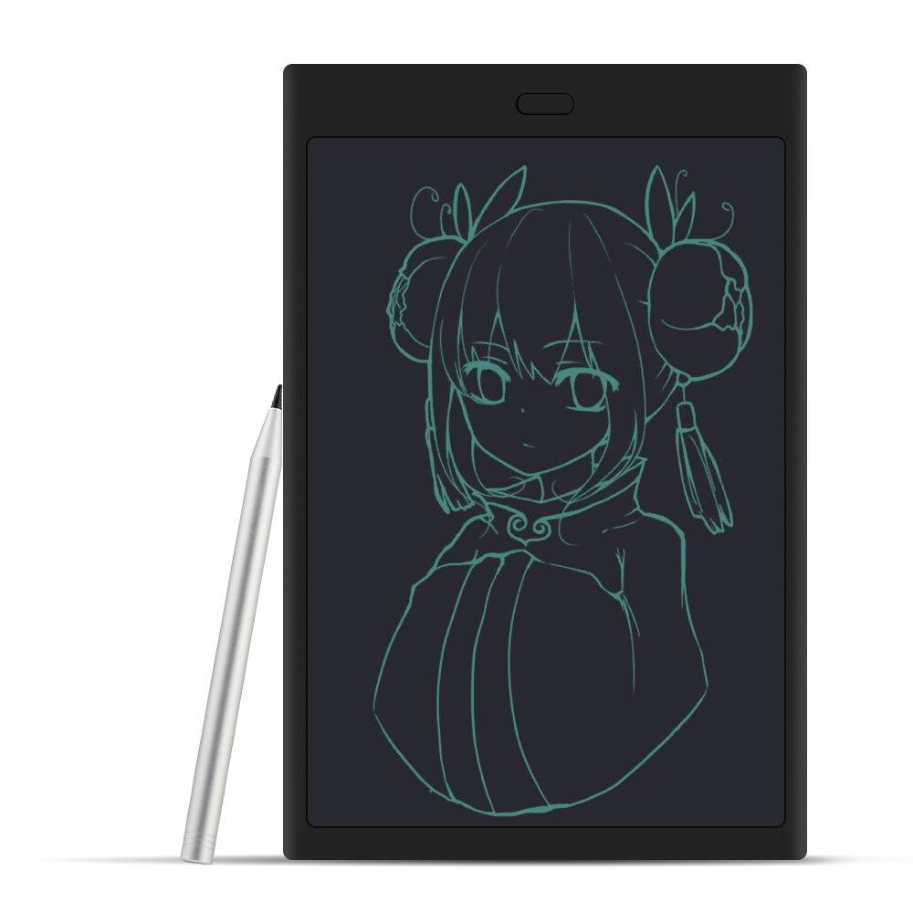 Tablette d'écriture LCD tablette de dessin numérique tampons d'écriture Portable tablette électronique panneau ultra-mince avec stylo